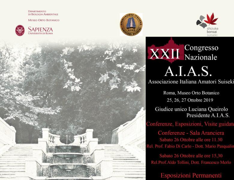 XXII Congresso AIAS