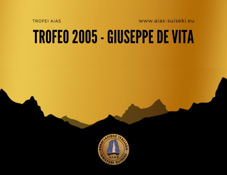Trofeo AIAS 2005 – Giuseppe De Vita