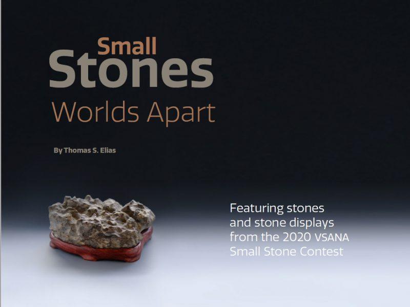Small Stones Worlds Apart